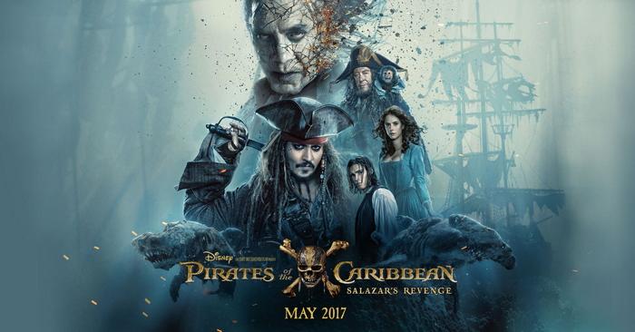 รีวิว Pirates of the Caribbean: Dead Men Tell No Tales การกลับมาของ Jack Sparrow ที่สนุกกว่าภาคที่แล้ว